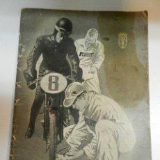 Coches y Motocicletas: 24 HORAS MOTOCICLISTAS DE BARCELONA CIRCUITO DE MONTJUICH 1955 TROFEO CENTAURO . Lote 180135980