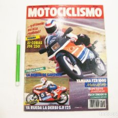Coches y Motocicletas: MOTOCICLISMO. Nº 1041. 4 FEBRERO 1968.. Lote 180960428