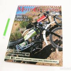 Coches y Motocicletas: MOTOCICLISMO CLÁSICO. Nº 95. AGOSTO.. Lote 180960641