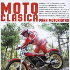 Coches y Motocicletas: MOTO CLASICA N. 64 SEPTIEMBRE 2019 (NUEVA). Lote 181410838