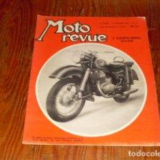Coches y Motocicletas: MOTO REVUE Nº 1311 - AÑO 1956. Lote 181602400