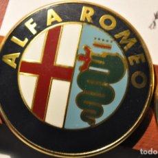 Coches y Motocicletas: DISTINTIVO ALFA ROMEO.. Lote 182097107