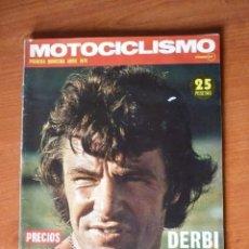 Coches y Motocicletas: MOTOCICLISMO 1ª QUINCENA ABRIL 1974. Lote 182368253