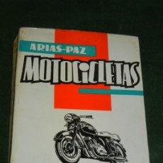 Coches y Motocicletas: MOTOCICLETAS 18A EDICION - ARIAS PAZ, 1967. Lote 183292432