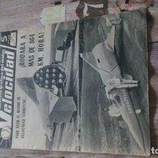 Coches y Motocicletas: REVISTA VELOCIDAD N 211 DE 25 SEPTIEMBRE DE 1965. Lote 183561955