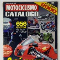 Coches y Motocicletas: MOTOCICLISMO CATÁLOGO 2000. Lote 183815565