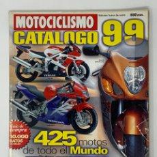Coches y Motocicletas: MOTOCICLISMO CATÁLOGO 1999. Lote 183817572