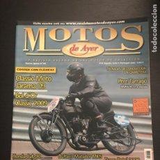 Coches y Motocicletas: MOTOS DE AYER Nº 98 - HONDA CUB 90 / BULTACO MATADOR MK5 / BOL D´OR CLASSIC / NEW MAP HISTORIA. Lote 184217863