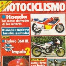 Coches y Motocicletas: REVISTA MOTOCICLISMO Nº 778 AÑO 1982. PRUEBA: MONTESA IMPALA 2.. Lote 206582316