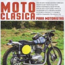 Coches y Motocicletas: MOTO CLASICA N. 63 JUNIO 2019 (NUEVA). Lote 190206463