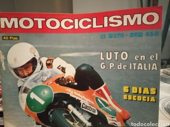 Coches y Motocicletas: REVISTA MOTOCICLISMO - NUMERO 460 - AÑO 1976 - Foto 2 - 190866135