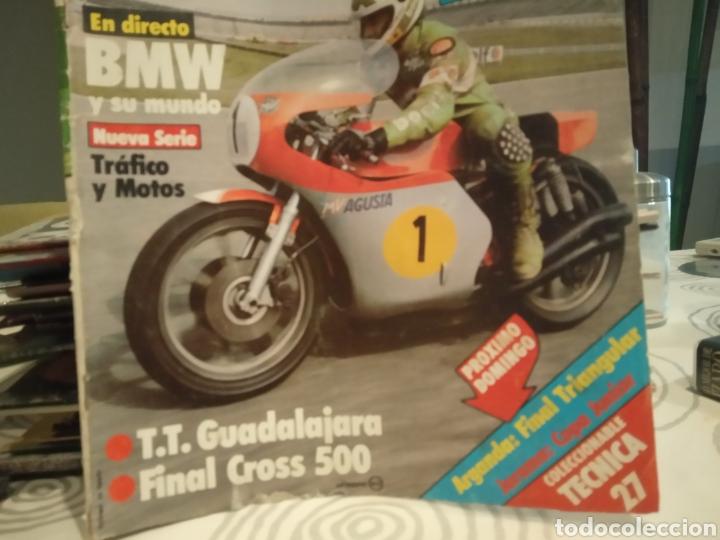 Coches y Motocicletas: REVISTA MOTOCICLISMO - NUMERO 774 - AÑO 1982 - Foto 3 - 190866861