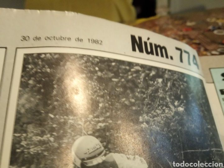 Coches y Motocicletas: REVISTA MOTOCICLISMO - NUMERO 774 - AÑO 1982 - Foto 4 - 190866861