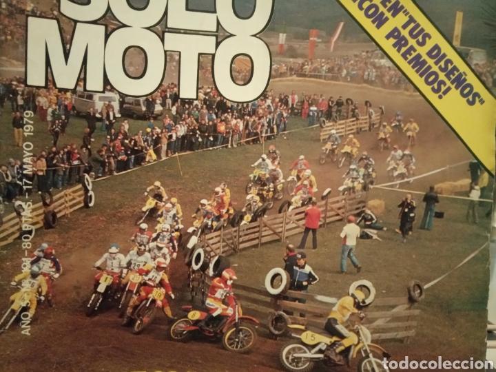 Coches y Motocicletas: REVISTA SOLO MOTO - NUMERO 191 - AÑO 1979 - Foto 2 - 190867171