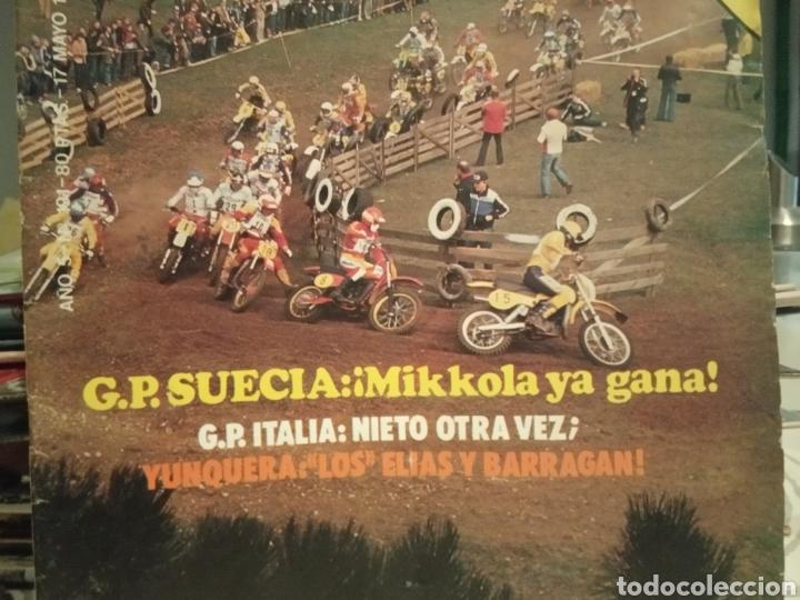 Coches y Motocicletas: REVISTA SOLO MOTO - NUMERO 191 - AÑO 1979 - Foto 3 - 190867171