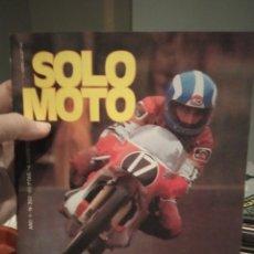 Coches y Motocicletas: REVISTA SOLO MOTO - NUMERO 202 - AÑO 1979. Lote 190996843