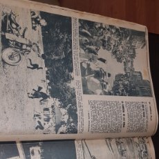 Coches y Motocicletas: RECORTE PRENSA 1959 MOTOCICLISMO. Lote 191341650