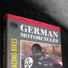 Coches y Motocicletas: GERMAN MOTORCYCLES: ROAD & RACING BIKES. MICK WALKER. OSPREY COLLECTOR´S LIBRARY 1989. . Lote 192877875