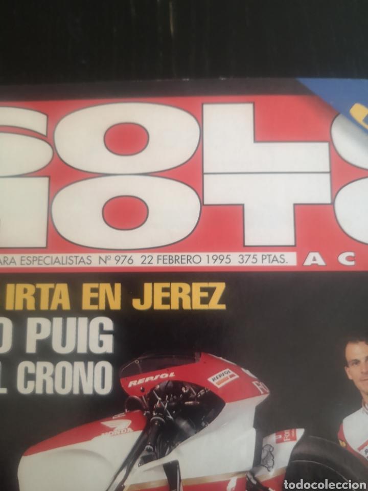 Coches y Motocicletas: LOTE DE CINCO REVISTAS SOLO MOTO DE LOS AÑOS 90 - Foto 3 - 194206192