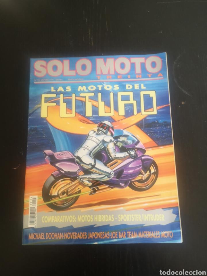 Coches y Motocicletas: LOTE DE CINCO REVISTAS SOLO MOTO DE LOS AÑOS 90 - Foto 8 - 194206192