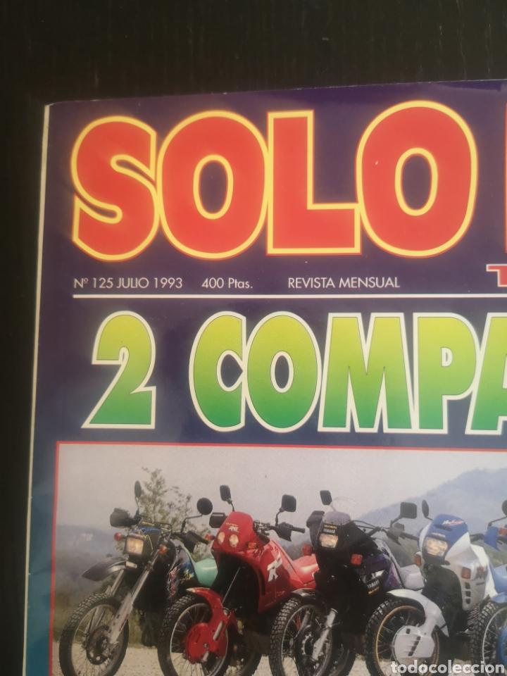 Coches y Motocicletas: LOTE DE CINCO REVISTAS SOLO MOTO DE LOS AÑOS 90 - Foto 11 - 194206192