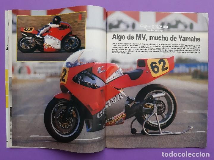 Coches y Motocicletas: MOTOCICLISMO Nº 979 AÑO 1986 VOLTA CATALUÑA CROSS 125 IBI YAMAHA YFM 200 DX CUATRI PARA ESPAÑA - Foto 4 - 194355197