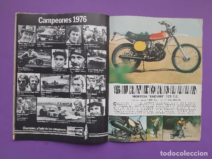 Coches y Motocicletas: SOLO MOTO Nº94 AÑO 1977 FESTIVAL BULTACO EN ESPLUGAS POSTER CENTRAL CHARLES COUTARD - Foto 3 - 194531027