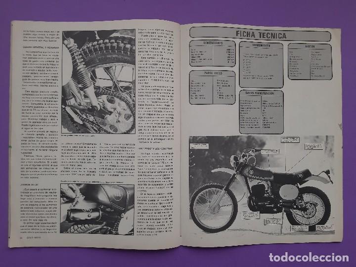Coches y Motocicletas: SOLO MOTO Nº94 AÑO 1977 FESTIVAL BULTACO EN ESPLUGAS POSTER CENTRAL CHARLES COUTARD - Foto 4 - 194531027