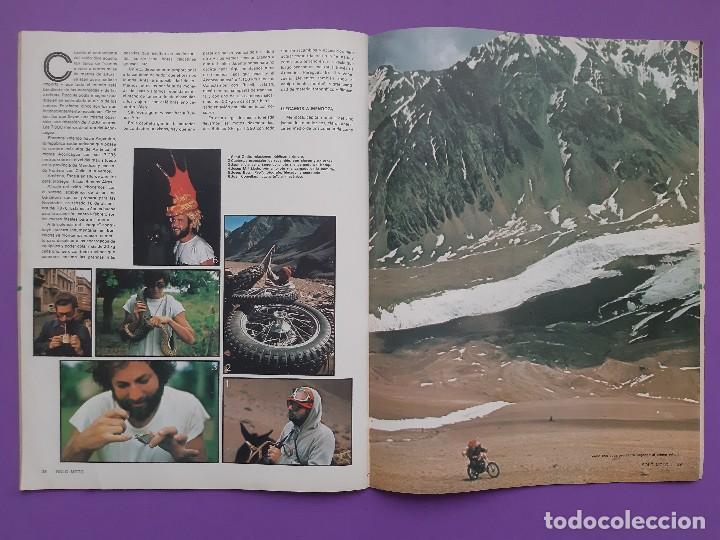 Coches y Motocicletas: SOLO MOTO Nº94 AÑO 1977 FESTIVAL BULTACO EN ESPLUGAS POSTER CENTRAL CHARLES COUTARD - Foto 5 - 194531027