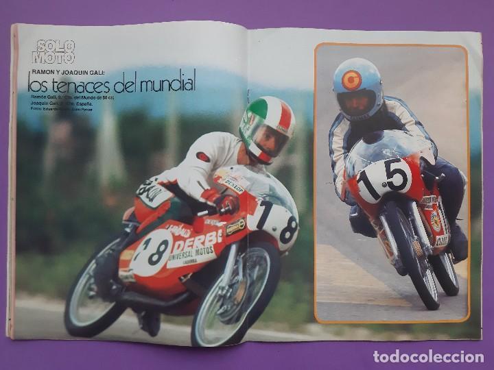 Coches y Motocicletas: SOLO MOTO Nº123 AÑO 1978 TONI ELIAS SCHOOL TROFEO MONTESA MEMORIAL ANTONIO RIERA 125C.C. - Foto 2 - 194531511