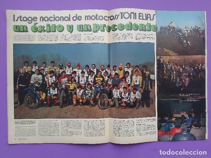 Coches y Motocicletas: SOLO MOTO Nº123 AÑO 1978 TONI ELIAS SCHOOL TROFEO MONTESA MEMORIAL ANTONIO RIERA 125C.C. - Foto 3 - 194531511
