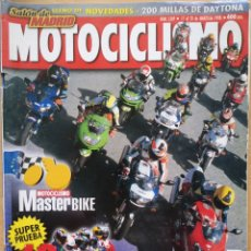 Coches y Motocicletas: MOTOCICLISMO Nº 1569 1998 HONDA CBR 600 F - VTR 1000 F / DUCATI 916 SPS - 748 SPS / GSXR 600. Lote 194586416