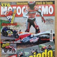 Coches y Motocicletas: MOTOCICLISMO Nº 1648 1999 KAWASAKI ZX 9R / SALON MILAN / HONDA X 11 / HONDA VTR 1000 SP1. Lote 194665050