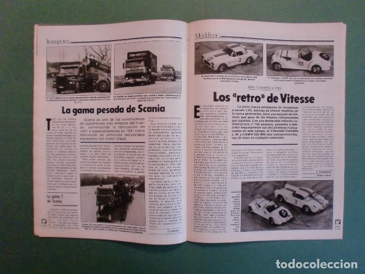 Coches y Motocicletas: VELOCIDAD Nº 1205 2/10/1984 BUGATTI - CITROËN VISA C-15 E Y D - PEUGEOT 205 SR - RENAULT 11 GTC - Foto 8 - 194727463