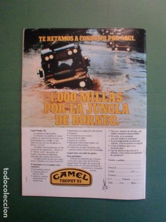 Coches y Motocicletas: VELOCIDAD Nº 1205 2/10/1984 BUGATTI - CITROËN VISA C-15 E Y D - PEUGEOT 205 SR - RENAULT 11 GTC - Foto 12 - 194727463