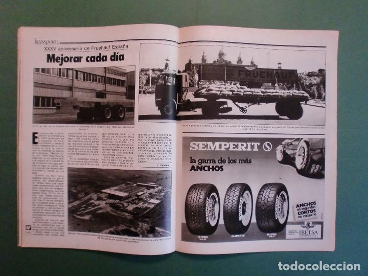 Coches y Motocicletas: VELOCIDAD Nº 1211 8/12/1984 PARIS DAKAR - OPEL KADETT - KAWASAKI GPZ 600 R - MERCEDES W 124 - Foto 9 - 194728098