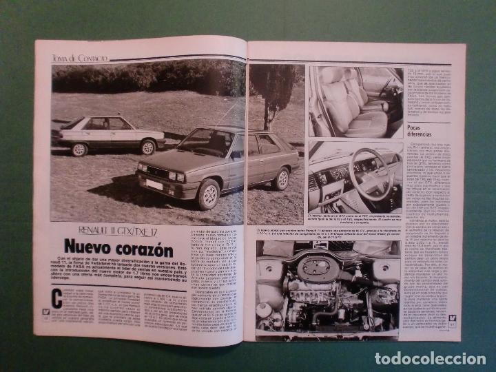 Coches y Motocicletas: VELOCIDAD Nº 1221 16/2/1985 PORSCHE 944 TURBO - RENAULT 11 GTX Y TXE - ROVER VITESSE - GUZZI 850 TS - Foto 3 - 194748146