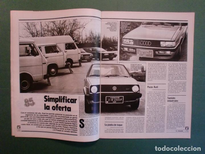 Coches y Motocicletas: VELOCIDAD Nº 1221 16/2/1985 PORSCHE 944 TURBO - RENAULT 11 GTX Y TXE - ROVER VITESSE - GUZZI 850 TS - Foto 4 - 194748146
