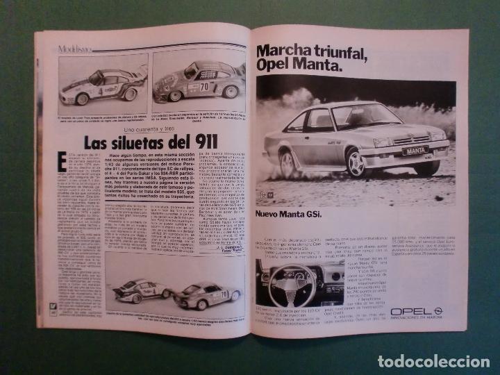 Coches y Motocicletas: VELOCIDAD Nº 1221 16/2/1985 PORSCHE 944 TURBO - RENAULT 11 GTX Y TXE - ROVER VITESSE - GUZZI 850 TS - Foto 8 - 194748146