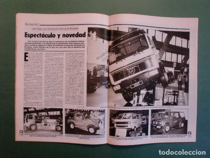 Coches y Motocicletas: VELOCIDAD Nº 1221 16/2/1985 PORSCHE 944 TURBO - RENAULT 11 GTX Y TXE - ROVER VITESSE - GUZZI 850 TS - Foto 10 - 194748146