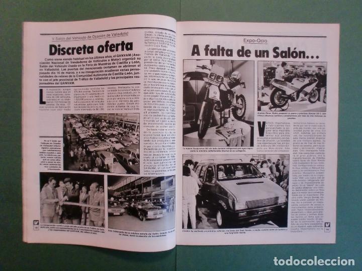 Coches y Motocicletas: VELOCIDAD Nº 1227 30/3/1985 LANCIA Y-1O T - OPEL KADETT 1.6 GLS - VW POLO CLASIC - MERLIN GALLACH - Foto 4 - 194749248