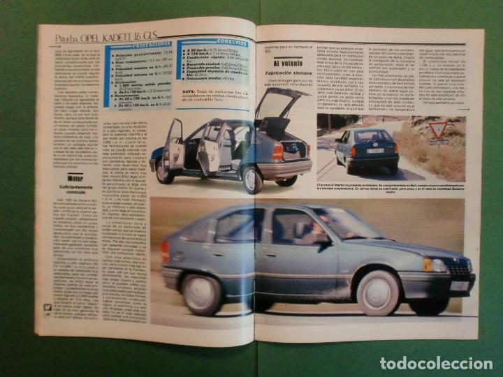 Coches y Motocicletas: VELOCIDAD Nº 1227 30/3/1985 LANCIA Y-1O T - OPEL KADETT 1.6 GLS - VW POLO CLASIC - MERLIN GALLACH - Foto 6 - 194749248