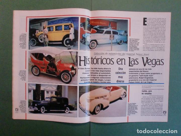 Coches y Motocicletas: VELOCIDAD Nº 1227 30/3/1985 LANCIA Y-1O T - OPEL KADETT 1.6 GLS - VW POLO CLASIC - MERLIN GALLACH - Foto 7 - 194749248