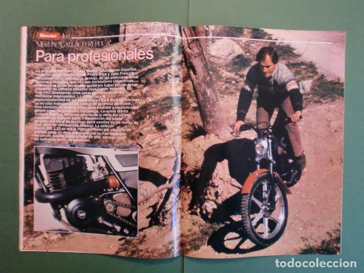 Coches y Motocicletas: VELOCIDAD Nº 1227 30/3/1985 LANCIA Y-1O T - OPEL KADETT 1.6 GLS - VW POLO CLASIC - MERLIN GALLACH - Foto 8 - 194749248