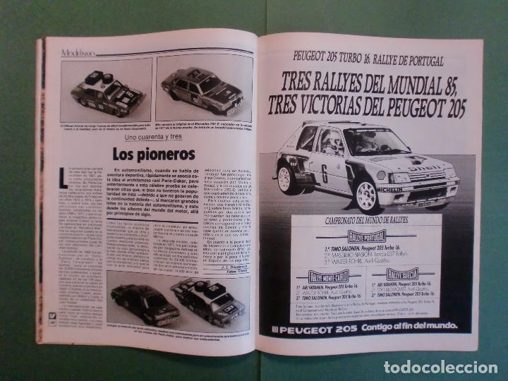 Coches y Motocicletas: VELOCIDAD Nº 1227 30/3/1985 LANCIA Y-1O T - OPEL KADETT 1.6 GLS - VW POLO CLASIC - MERLIN GALLACH - Foto 9 - 194749248