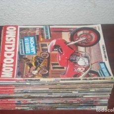 Coches y Motocicletas: LOTE 32 REVISTAS -MOTOCICLISMO- AÑOS 1986 AL 1991- VER FOTOS Y DETALLES. Lote 194787165