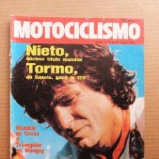 Coches y Motocicletas: MOTOCICLISMO 717 MAICO MD 250 WK MONTESA CRONO IMPALA DE JORGE CAVESTANY. Lote 195142312