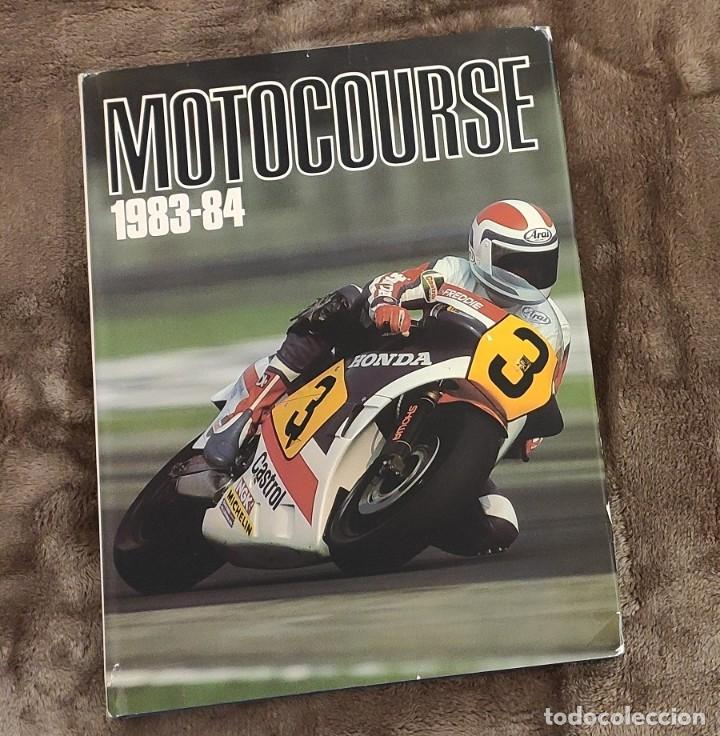 LIBROS MOTOCOURSE DE HAZLETON PUBLISHING EN INGLÉS, TAPA DURA CON SOBRECUBIERTA (Coches y Motocicletas - Revistas de Motos y Motocicletas)