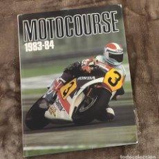 Coches y Motocicletas: LIBROS MOTOCOURSE DE HAZLETON PUBLISHING EN INGLÉS, TAPA DURA CON SOBRECUBIERTA. Lote 195179646