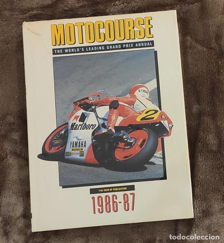 Coches y Motocicletas: Libros Motocourse de Hazleton Publishing en Inglés, tapa dura con sobrecubierta - Foto 4 - 195179646